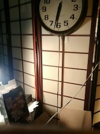7 ft tall Japanese Shoji screen$90 Falls Church, 22043