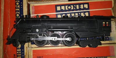 Lionel 1937 193W train set complete. RARE 82 years old