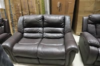 recliner love seat brand new Hamilton