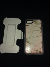 Pink camo outter box with clip. Deland, 32724