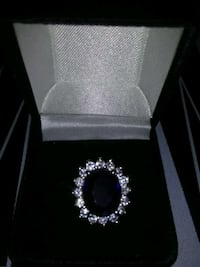 Princess Diana / Kate Middleton ring Omaha, 68104