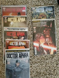 MARVEL STAR WARS DOCTOR APHRA 7 issues Henderson, 89011