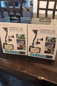 Universal car mount phone holder buy one get one free
