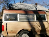1987 Ford f150 camper shell  Lawrence, 66046