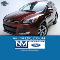 2016 Ford Escape Titanium Mayfield Heights, 44124