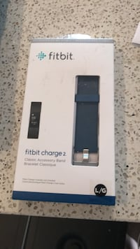 Blue Fitbit band Calgary, T2T 1T3