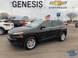 2015 JEEP CHEROKEE LATITUDE1 4X4 ! LOW MILES!