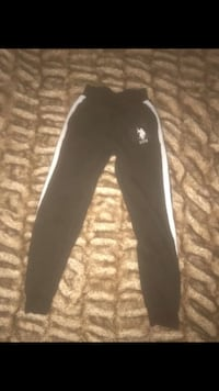 black and white Nike sweatpants Campbell, 95008