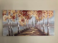 Wall decor ; Painting Wesley Chapel, 33543