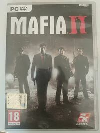 Custodia per PC / DVD Mafia 2 Genoa, 16127