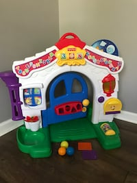Fisher Price laugh and learn house Noblesville, 46062