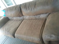 Free couch.  U can pick it up at 4660 Mayberry st. Omaha, 68154