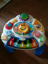 Baby Einstein Discovering Music Activity Table   Holiday