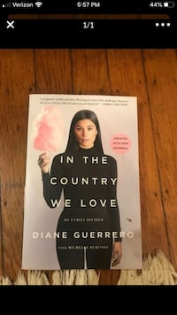 In the County We Love by Diane Guerrero  Norfolk, 23509