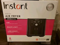 Instant vortex Air fryer