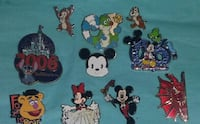 assorted Mickey Mouse and Minnie Mouse plush toys Des Moines, 50315
