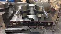 New Commercial ice cream cone maker Mississauga, L5B 3Y7