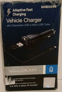 SAMSUNG ADAPTIVE FAST CHARGING VEHICLE CHARGER Hesperia, 92345