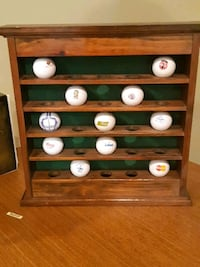 Golf ball rack Mississauga, L5W 1B1