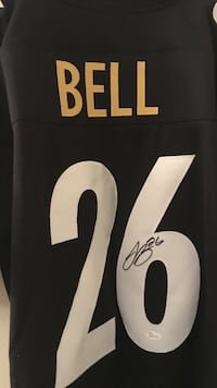 Signed Leveon Bell jersey w/ authentication Bel Air, 21015