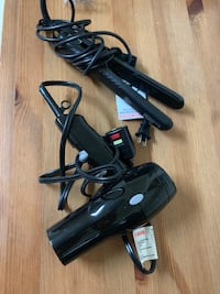 HSI straightener and revlon dryer  Ashburn, 20147