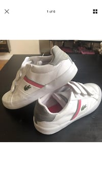 Lacoste, girls trainers 11.5 Coventry, CV3 5PF