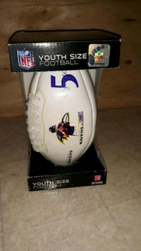 Ravens football youth size Baltimore, 21286