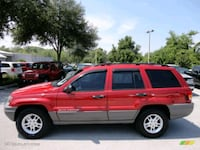 Jeep - Grand Cherokee - 2002 San Diego