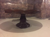 Dining Room table one insert cherrywood 2 end chairs 4 side chairs Newmarket, L3X 1H8