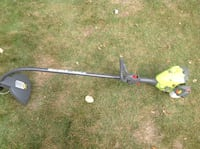 green and gray gas string trimmer Brooklyn Park, 55444