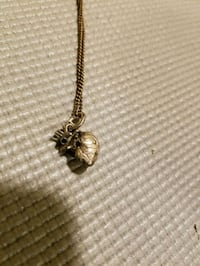 Anatomical heart necklace Plumsted Township