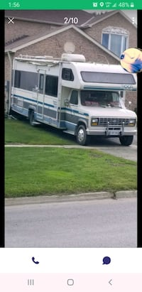 1989 Ford  460 engine rv as is  Waterloo