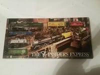 The Insider's Express poster