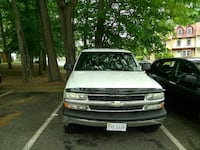 Chevrolet - Tahoe - 2002 Triangle, 22172
