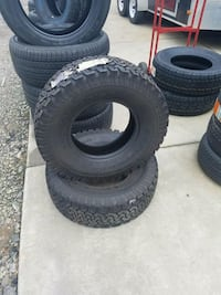 vehicle tire lot Anderson, 29624