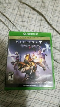 Desiny The Taken King legendary Edition Capitol Heights, 20743