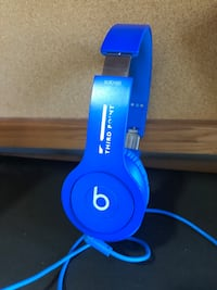 Blue Beats Solo HD headphones Jersey City, 07304