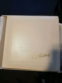 LEATHER Wedding album  Montréal, H1P 2S6