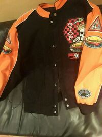 Blue axes orange & black jacket Brampton, L6T 3A5