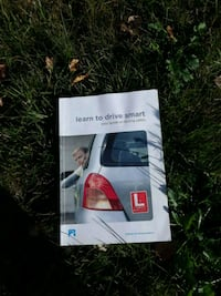 BC driving lessons book