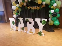 Party Backdrop Birthday Decor Burlington