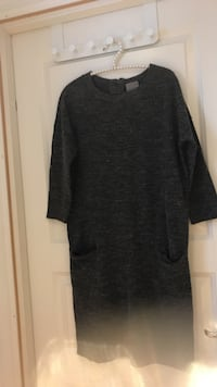 Heather-black crew-neck t-skjorte Hamar, 2317