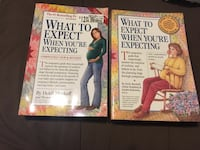 What to expect when you're expecting books Milford, 18337