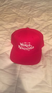 world renowned red cap Guelph, N1L 1K3