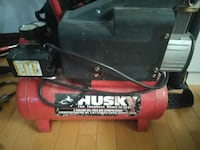 $60- 2 Gallon Husky Heavy Duty Air Compressor. wor Oshawa, L1J 4B9