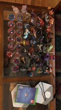Disney Infinity 2.0 and Characters  Ogden, 84401