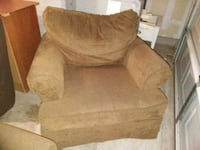 Large chair with Ottoman Universal City, 78148