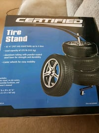 Tire Stand Waterloo, N2J 2A3