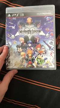 ps3 kingdom hearts remix never opened Silver Spring, 20906