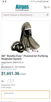 Emergency Protection/ Purified Air Safety System Portland, 97209